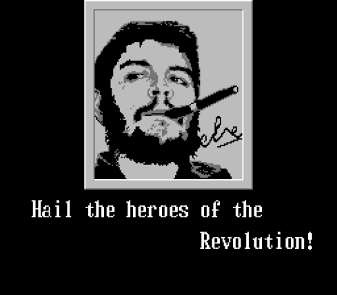 Guevara War NES Hack